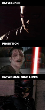 Daywalker, Prodition und Catwoman